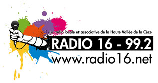 Logo radio16 tn